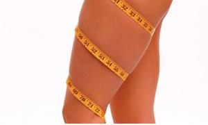 מדידת הבדל באורך רגליים