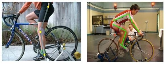 איימקס - התאמת אופניים ונעליים