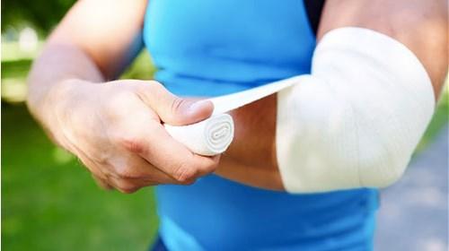 מרפק טניס - פציעות ספורט