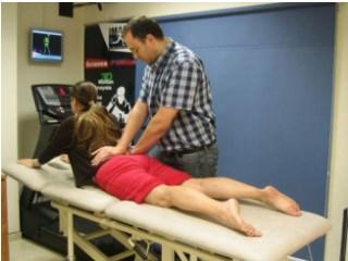 טיפול בכאבי גב תחתון באיימקס