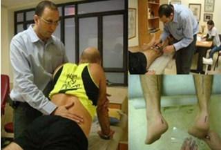 טיפול בכאבים בגב תחתון - איימקס