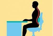 ישיבה נכונה למניעת כאבי גב