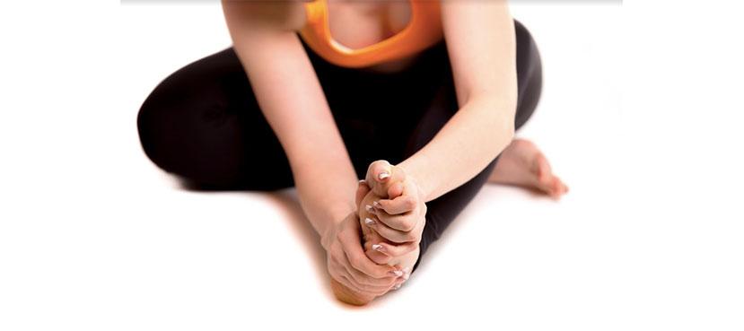 פיזיותרפיה לכף הרגל