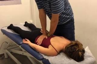 טיפול בגב לפי שיטת מקנזי