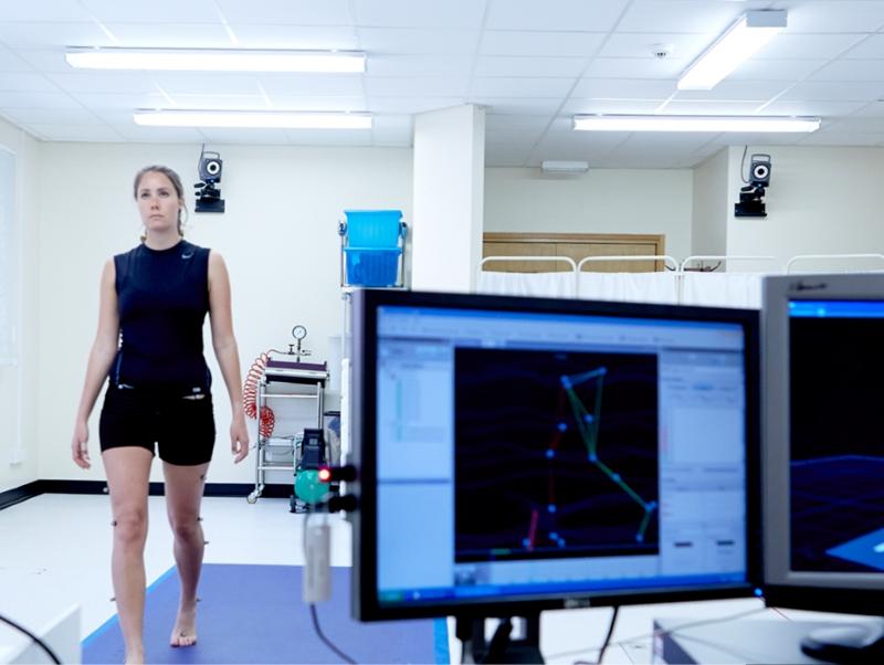 איימקס - ניתוח תנועה וספורט