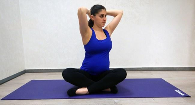 תרגילים לנשים בהריון פילאטיס
