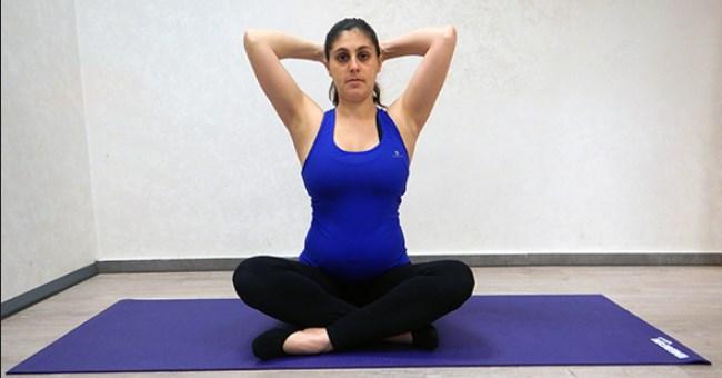 תרגילי פילאטיס לנשים בהריון