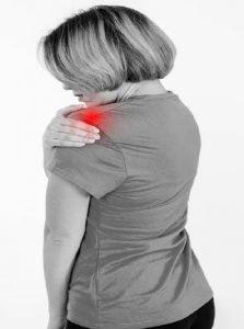 אבחנה של פציעת כתף