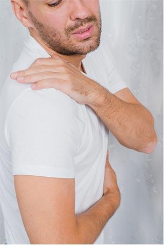 דלקת בכתף תסמינים