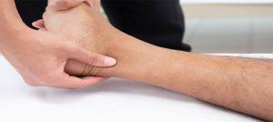ptd דלקת גידים בכף הרגל