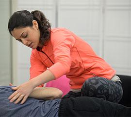 הילה אנשל - פיזיותרפיסטית תל אביב