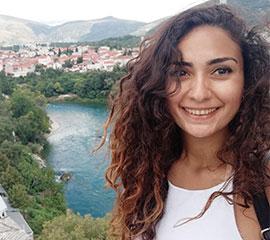 מריה - פיזיותרפיסטית באיימקס תל אביב