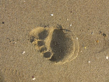 לרוץ יחפים או עם נעליים
