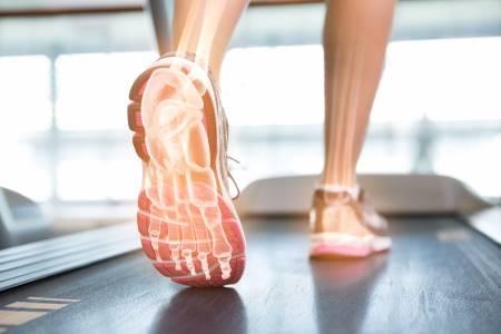 ריצה על הליכון בריאה