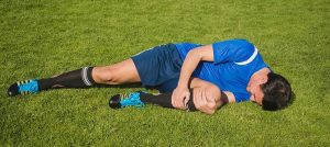 פציעות ספורט בענפים שונים